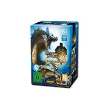 MONSTER HUNTER 3 TRI LIMITED WII