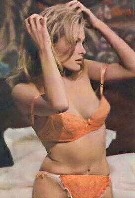 "URSULA ANDRESS 8/"" X 10/"" glossy photo reprint"