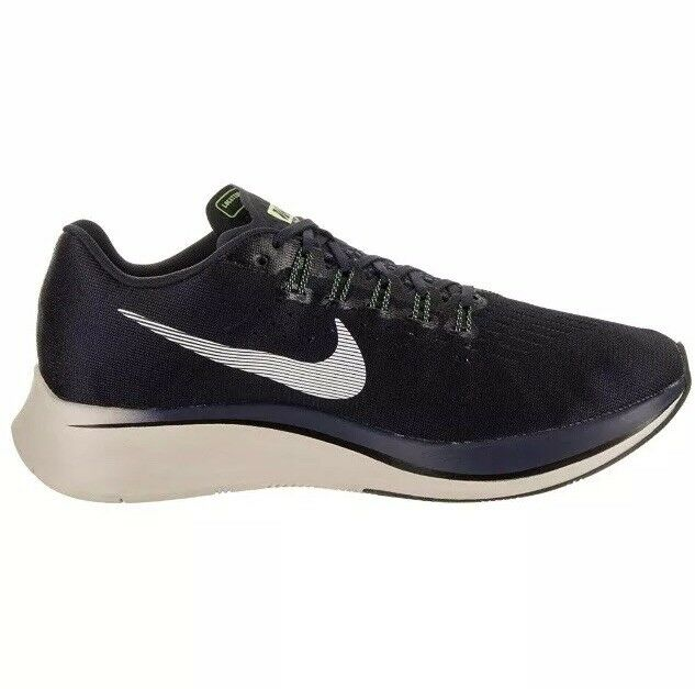 Men Nike Zoom Fly Running lifestyle Training Athletic shoes Obsidian 880848-405
