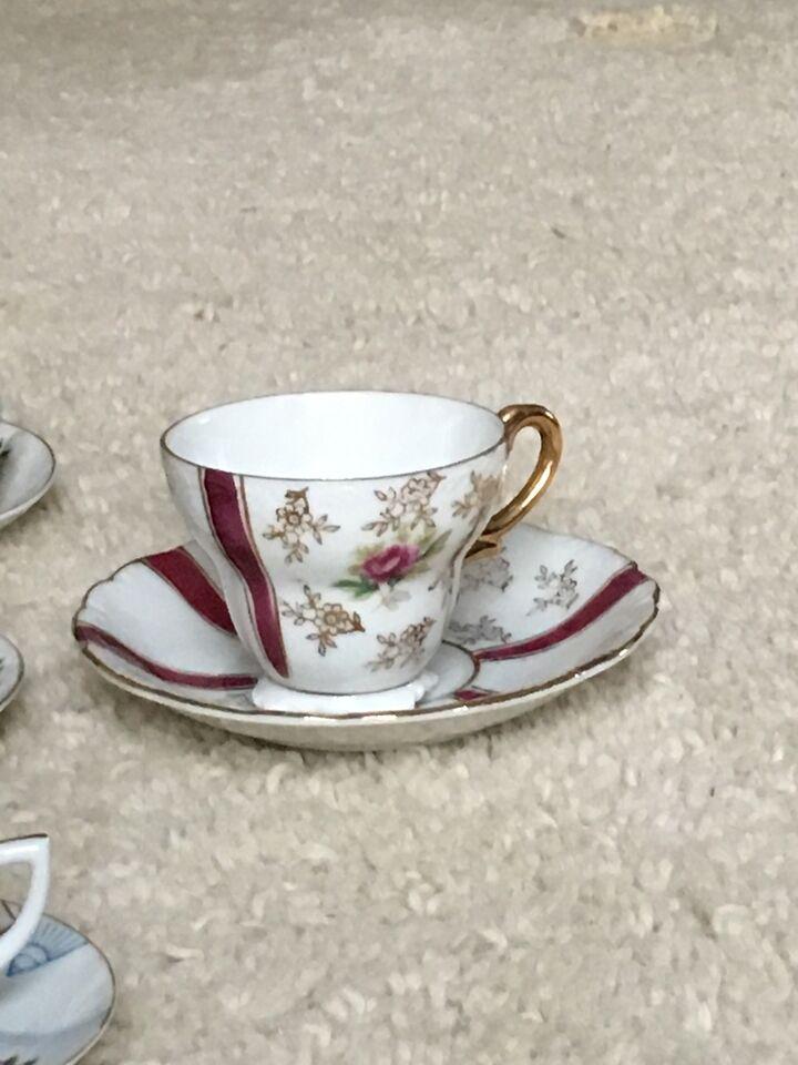 Porcelæn, Kopper