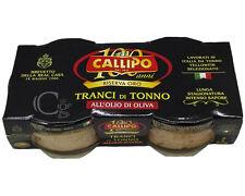 Tranci di Tonno all'olio d'oliva 2x80 g. (Riserva Oro) TONNO CALLIPO Calabresi