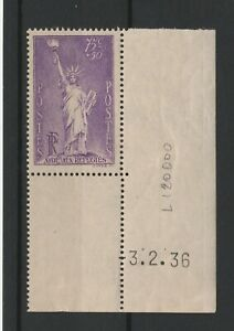 FRANCOBOLLI-1936-FRANCIA-C-75-50-PRO-RIFUGIATI-MNH-E-1588