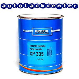 5Kg-Metallspachtel-CP335-Spachtel-Spachtelmasse-von-Profix-CP33550