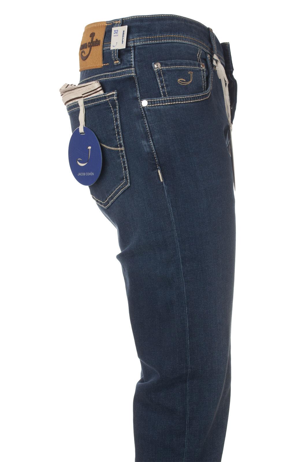 Jacob Cohen - Jeans-Pantaloni - Uomo - Denim - 5979110D191721