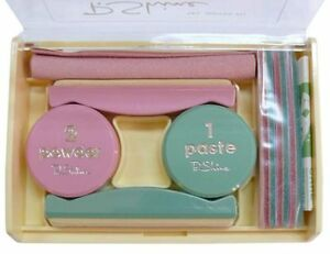 P,SHINE,MANICURE,GIAPPONESE,KIT,SET,PROFESSIONALE