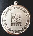 1998 ISSSTE 2da. CONVIVENCIA DEPORTIVA INTERINSTITUCIONAL Mexico Medal 52g NICE!