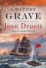 Wiki Coffin Mysteries: A Watery Grave 1 by Joan Druett (2005, Paperback)