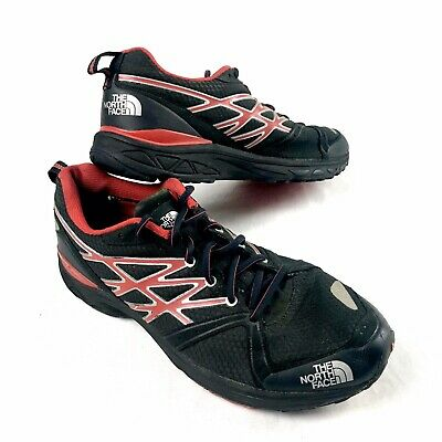 Black Athletic running Hiking shoes