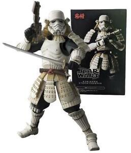 Star-Wars-Ashigaru-Stormtrooper-with-Gun-Realization-Samurai-7-034-Figure-Bandai-23