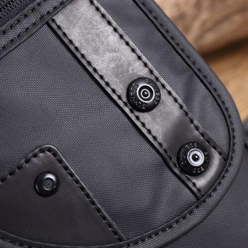 Men Leg Bag Waist Fanny Pack Nylon Messenger Drop Belt Waterproof Shoulder Bags