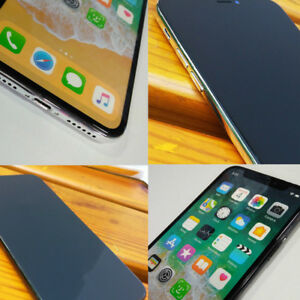 huge selection of 470b1 1f7bf Details about For iPhone X Colorful Screen Non-Working Fake Dummy Display  Model Made of Glass