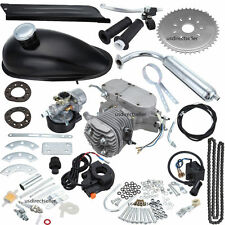 80cc 2 Stroke CDI Motorized Bike Engine Petrol Gas Bicycle Bike Engine Motor Kit