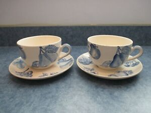 Oversized Coffee Cups And Saucers