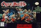 Ogre Battle: The March of the Black Queen (Super Nintendo Entertainment System, 1995)