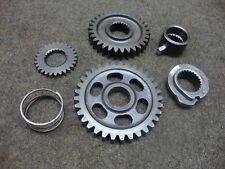 83 HONDA XR500 XR 500 R XR500R ENGINE GEARS #ZM37