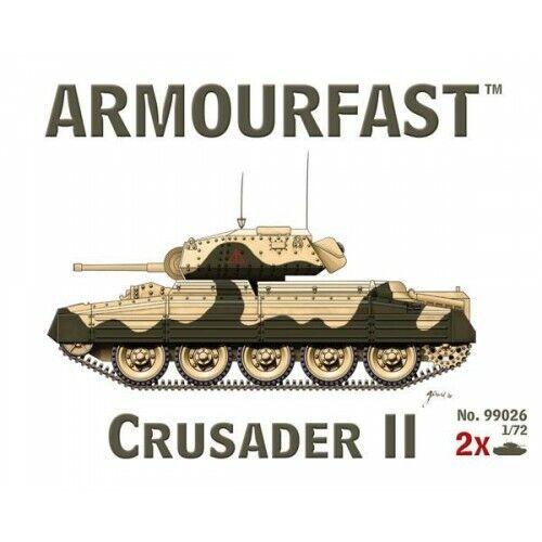 1:72 Armourfast 99026 Crusader Mk.II