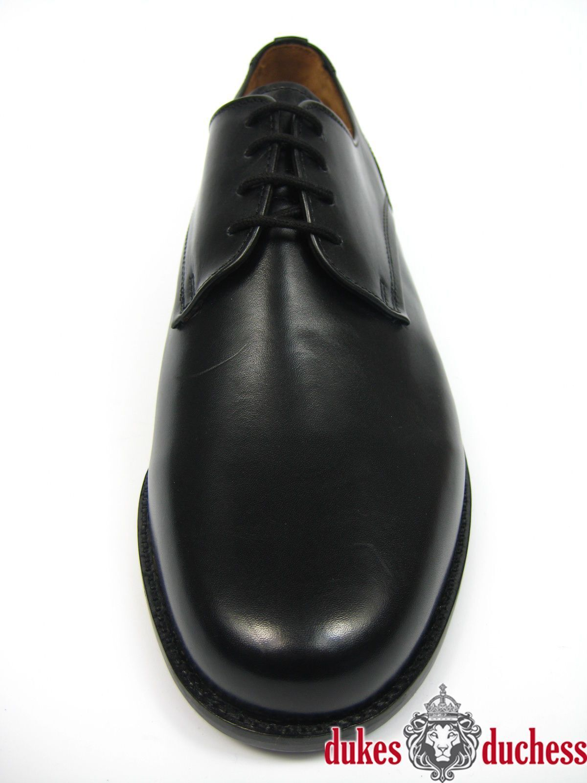 Manz Herren Business Leder Schuhe 162093 162093 162093 K-Weite extra weit schwarz Plain Derby 50c9fe