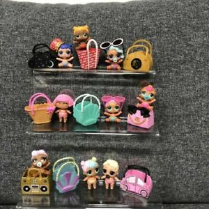 LOL-Surprise-LiL-Sisters-L-O-L-24K-QUEEN-BEE-Punk-Boi-Color-change-Doll-kid-toy