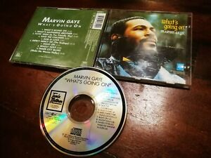 Marvin-Gaye-What-039-S-Going-On-Early-Tamla-Motown-Press-Cd-Eccellente