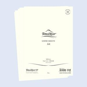Tomoe-River-Paper-A4-100-loose-leaf-sheets-Cream