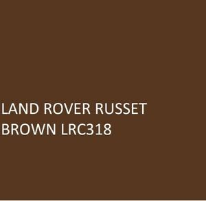 LAND ROVER RUSSET BROWN Agricultural Machinery Equipment Enamel Gloss Paint