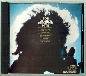 Details about Bob Dylan's Greatest Hits - Bob Dylan - CD - the songs that  made him famous