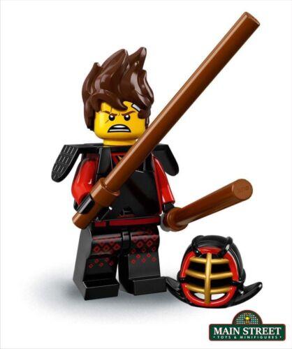 New LEGO The Ninjago Movie Minifigures Series 71019 - Kai Kendo