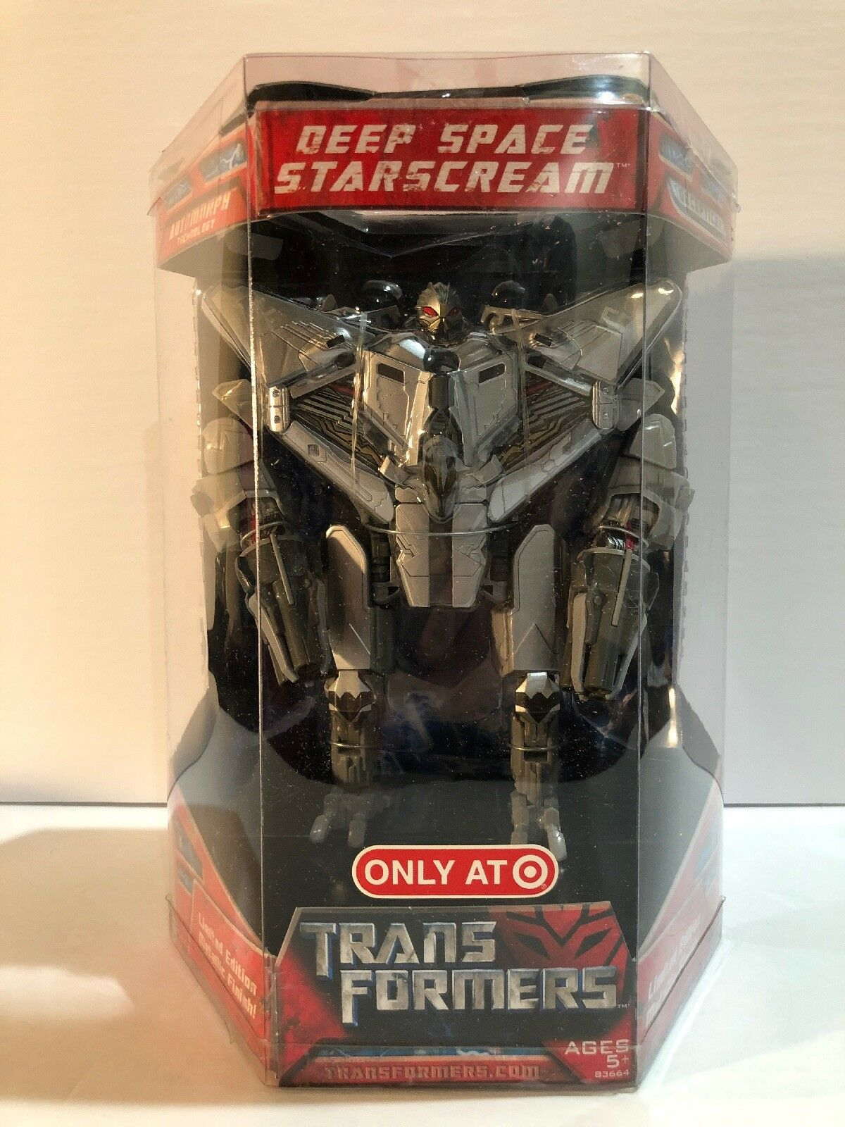 Hasbro Transformers Decepticon-Deep Space Estrellascream-Target Exclusive