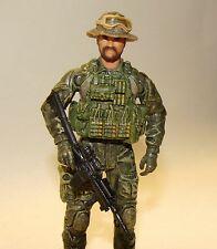 "1:18 BBI Elite Force U.S Army Special Forces Recon Ops M4 Rifle Figure 3.75"" B"