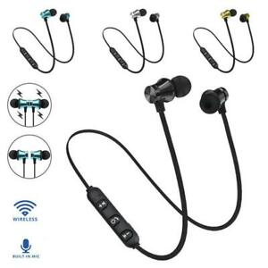 Cool-bluetooth4-2-Earphone-Headset-Wireless-Stereo-Magnetic-Earbud-For-All-Phone