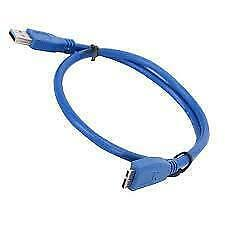 USB 3.0 Type A Male to Micro B Male Cable for Hard Disk drive WD/bufallo/Seagate