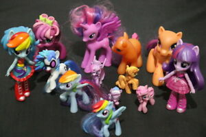 My Little Pony Equestria Girls And Ponies Lot Ebay
