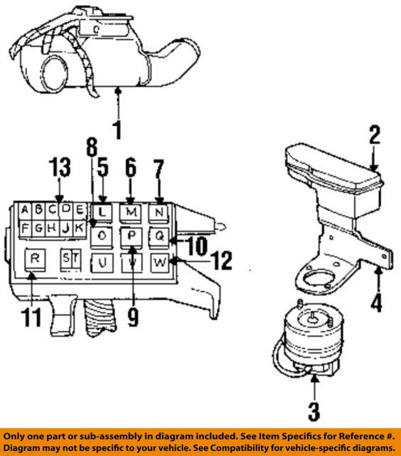 Gm Oem Ignition System Ecm Pcm Ecu Engine Control Module Computer