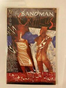 Sandman Special #1 Orpheus DC Comics VF