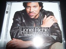 The Definitive Collection [Australia 2 CD] by Lionel Richie (CD, Nov-2003, 2 Discs, Universal International)