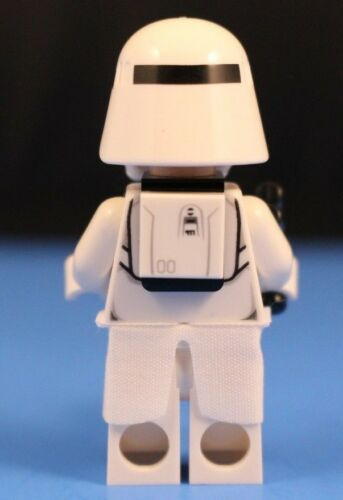 LEGO® STAR WARS™ 75202 FIRST ORDER SNOWTROOPER Minifigure™ with Kama 100/% LEGO
