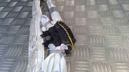 BMW E87 LCI 1 series Curtain Side Roof Head Airbag Passenger Left 7075869