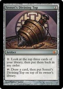 Foil-SENSEI-039-S-DIVINING-TOP-From-the-Vault-Exiled-MTG-Artifact-Rare