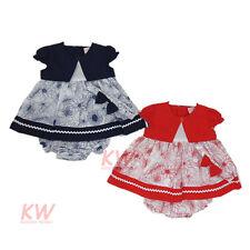 4efa478a0dba9 Baby Girl Spanish Dress headband pants set Spanish style 6-24 months red  blue