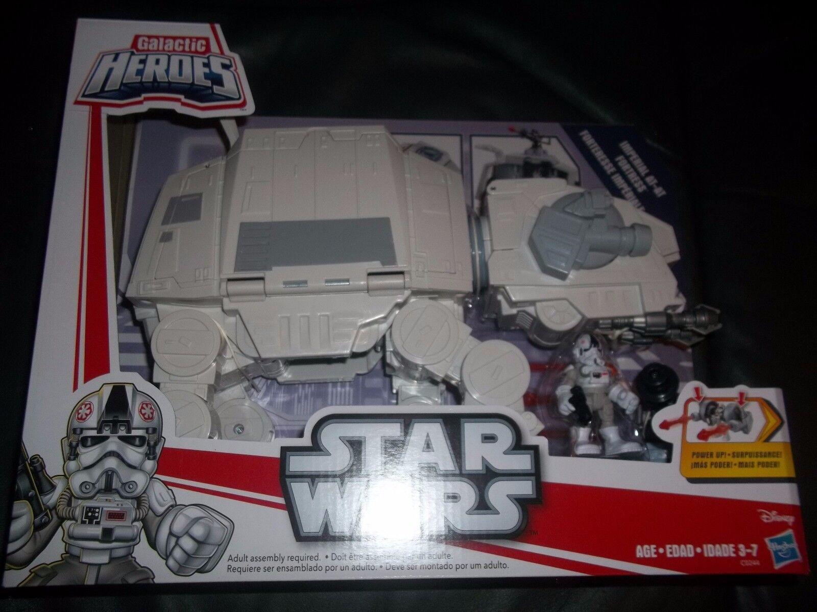Star - wars - galaktischen helden imperial at-at walker zahlen new in box