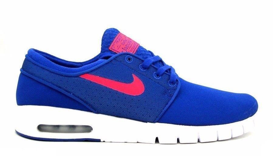 Nike STEFAN JANOSKI MAX Game Royal Hyper Punch Whit 631303-461 (467) Men's Shoes
