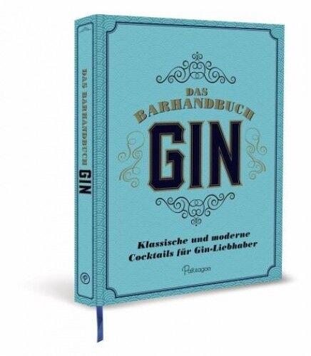 1 von 1 - Das Barhandbuch Gin (Buch) NEU