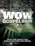 WoW Gospel 2005 (2005, Paperback)