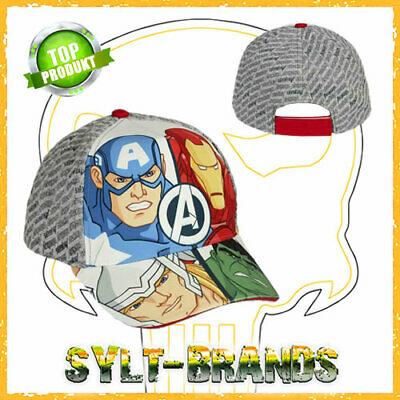 Avengers Marvel Comics Cap Berretto Basecap Snapback Avengers Caps Tappi Basecaps-mostra Il Titolo Originale