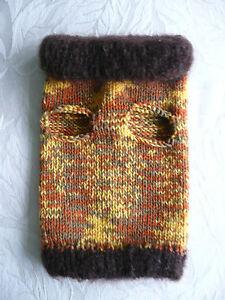 Knitting Pattern For Xs Dog Sweater : XS handmade knit dog sweater eBay