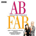 Absolutely Fabulous: Four BBC TV Soundtrack Episodes by Jennifer Saunders (CD-Audio, 2016)