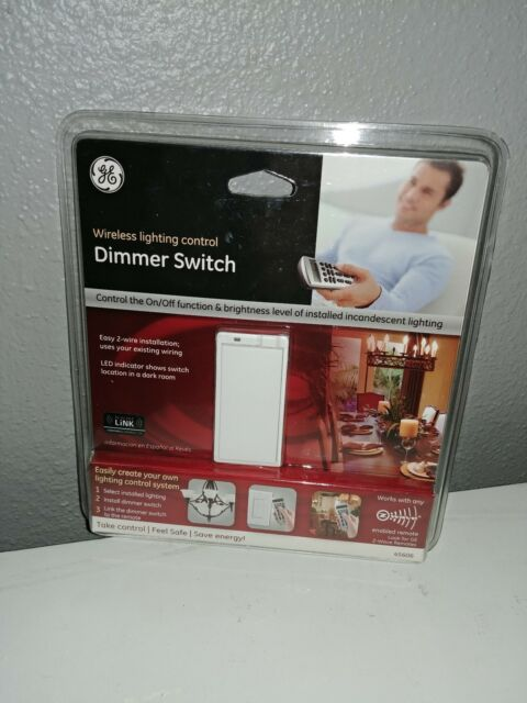 Ge Zwave Smart Dimmer Inwall 12724 Fast Ebay. Gejasco Zwave Smart Inwall Dimmer Switch W Led 2. Smart. Ge Smart Switch Wiring In Wall At Scoala.co