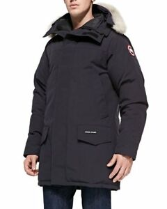 Canada Goose Ebay >> Details About Canada Goose Langford Slim Fit Down Parka With Genuine Coyote Fur Trim Sz 2xl Tg
