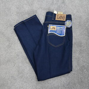 Vintage-Lee-Riders-Regula-Fit-36x30-Straight-Leg-Made-In-USA-Mens-Blue-NOS