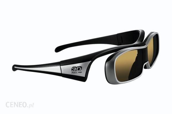 3D FULL HD Briller, Panasonic TY-EW3D10, Perfekt
